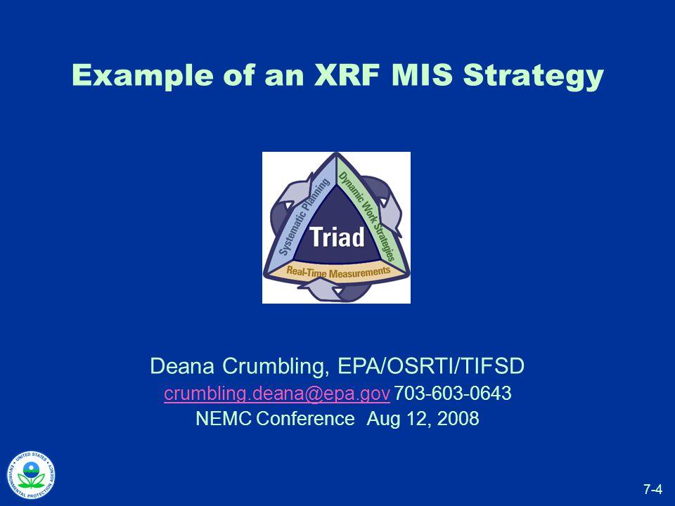 XRF Pilot Study Lt Grn MIS Bag Data Spreadsheet 7-35