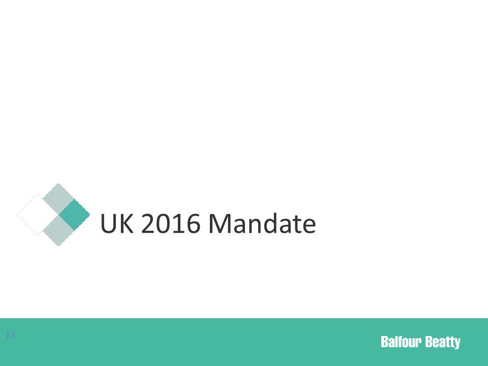 UK 2016 Mandate 12