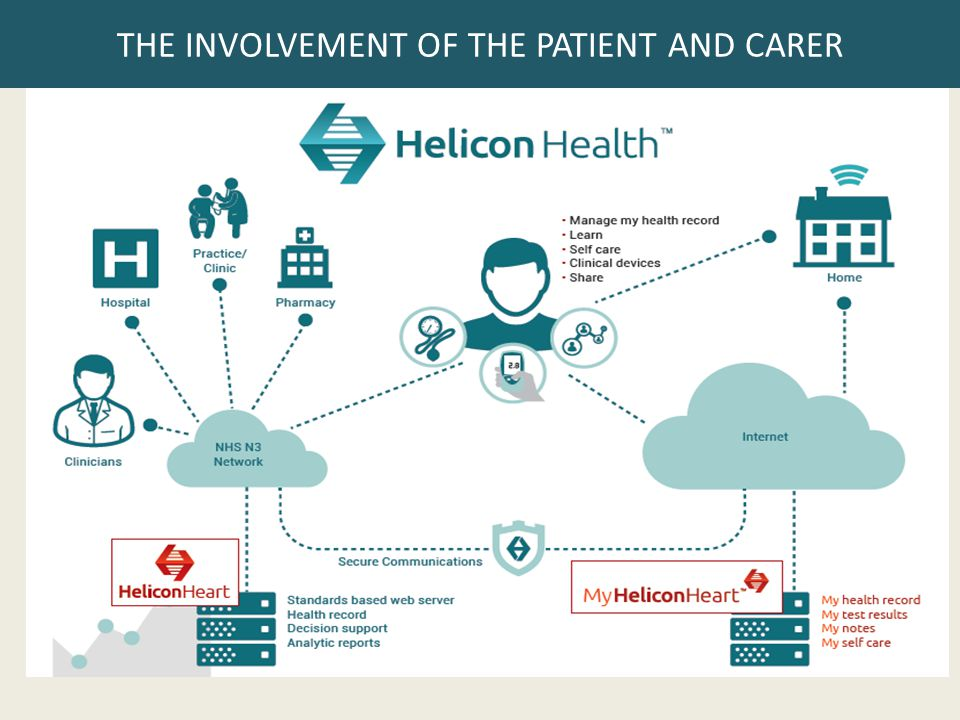 THE INVOLVEMENT OF THE PATIENT AND CARER