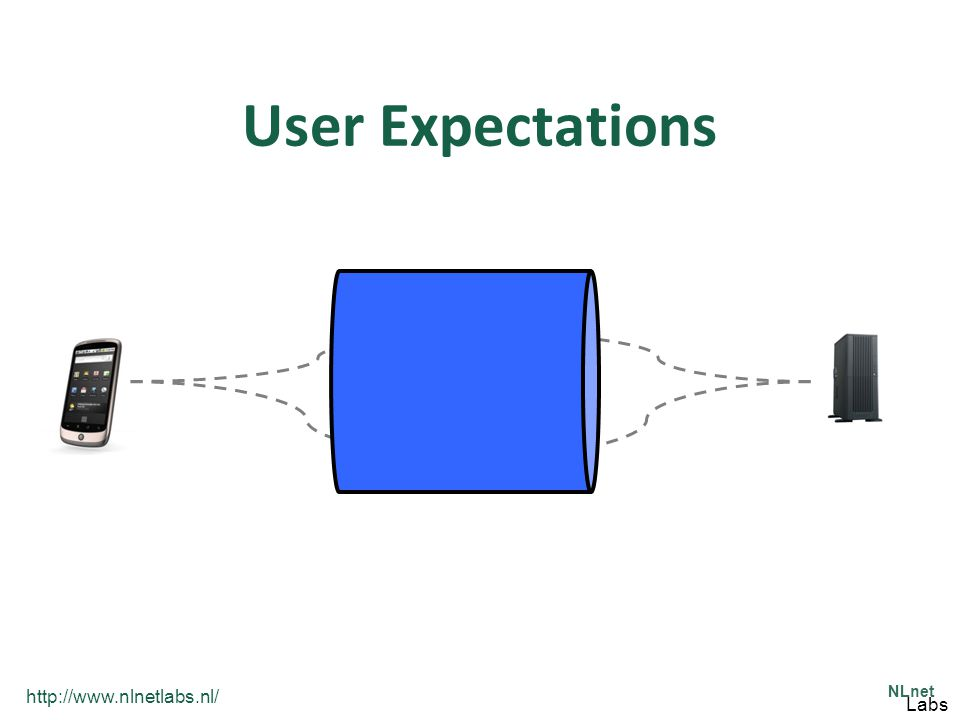 http://www.nlnetlabs.nl/ NLnet Labs User Expectations