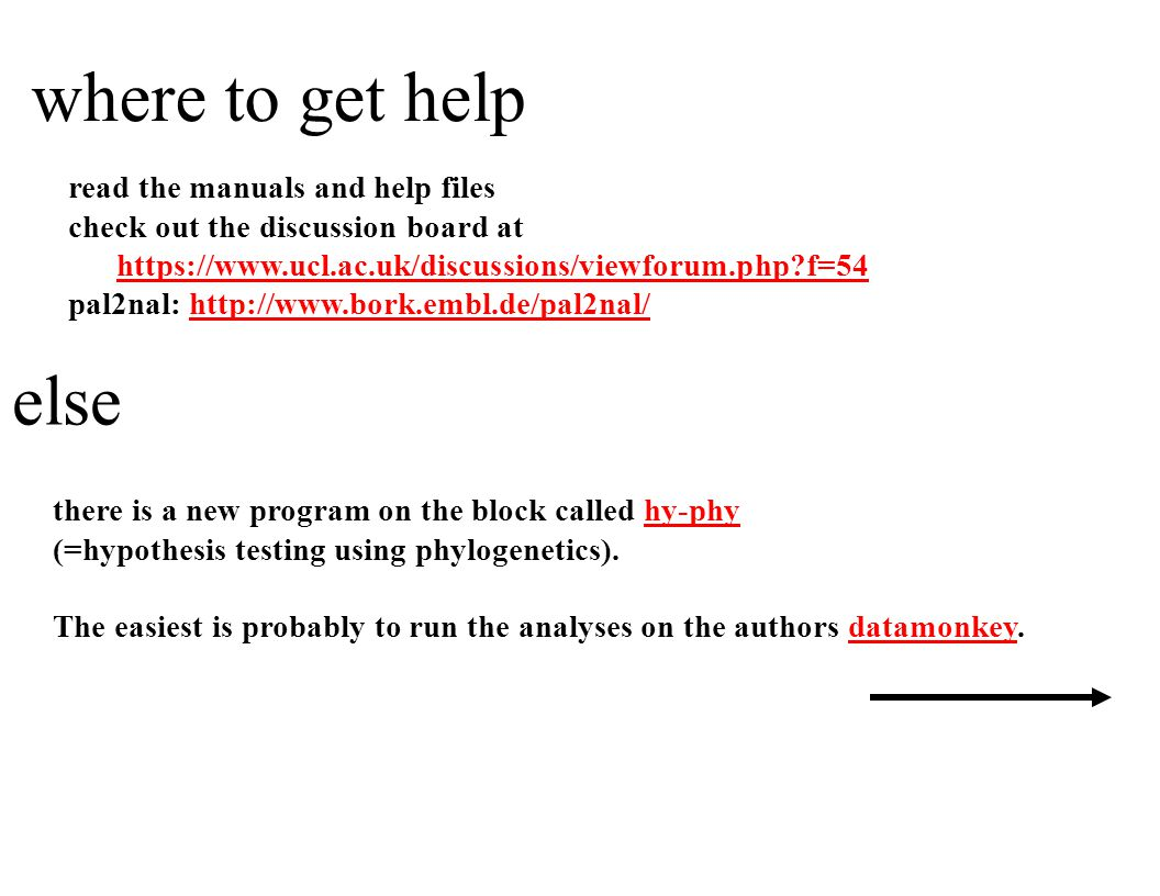 the branchclust scripts are available at http://www.bioinformatics.org/branchclust/http://www.bioinformatics.org/branchclust/ A copy of the tutorial is in the folder you copied into your folder: BranchClustTutorial.pdf Consult the tutorial, if you want to use branchclust on other genomes.
