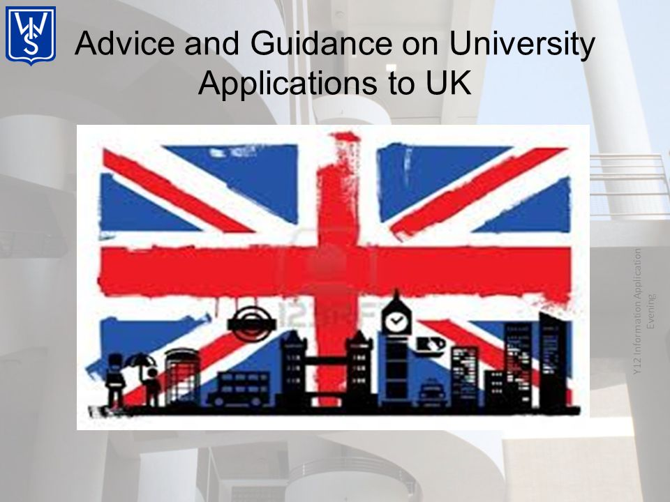 The importance of choosing a course Choosing a university Costs Home Status Applied Learning Art and Design UCAS Conservatoires The UCAS Form Offers Students choosing UK in 2012 Offers for 2013 Entry Presentation Rundown