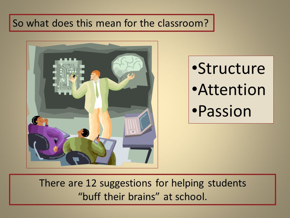 Think about some of the strategies we just discussed, and consider adding at least one to your classroom during the first week of school.