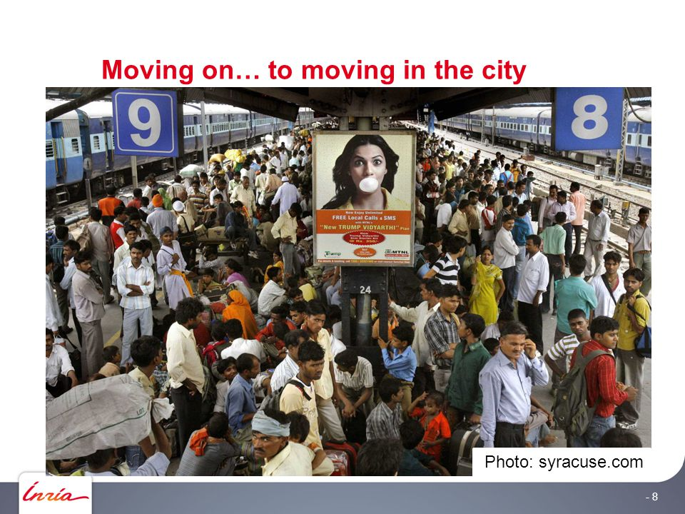 Moving on… to moving in the city - 8 Photo: syracuse.com