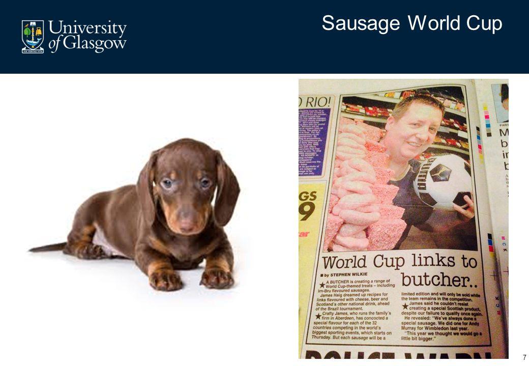 7 Sausage World Cup