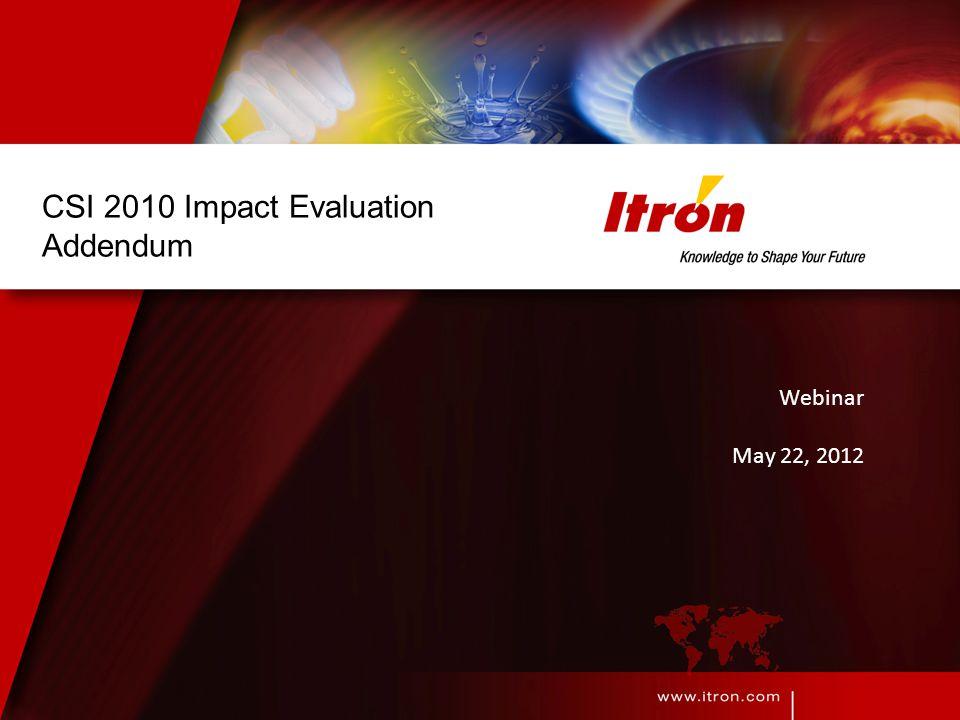 © 2011, Itron Inc.