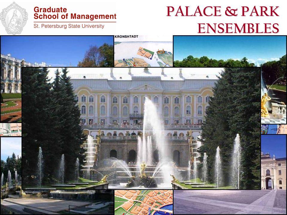PALACE & PARK ENSEMBLES