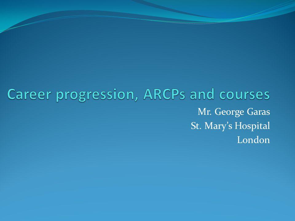 Mr. George Garas St. Mary's Hospital London