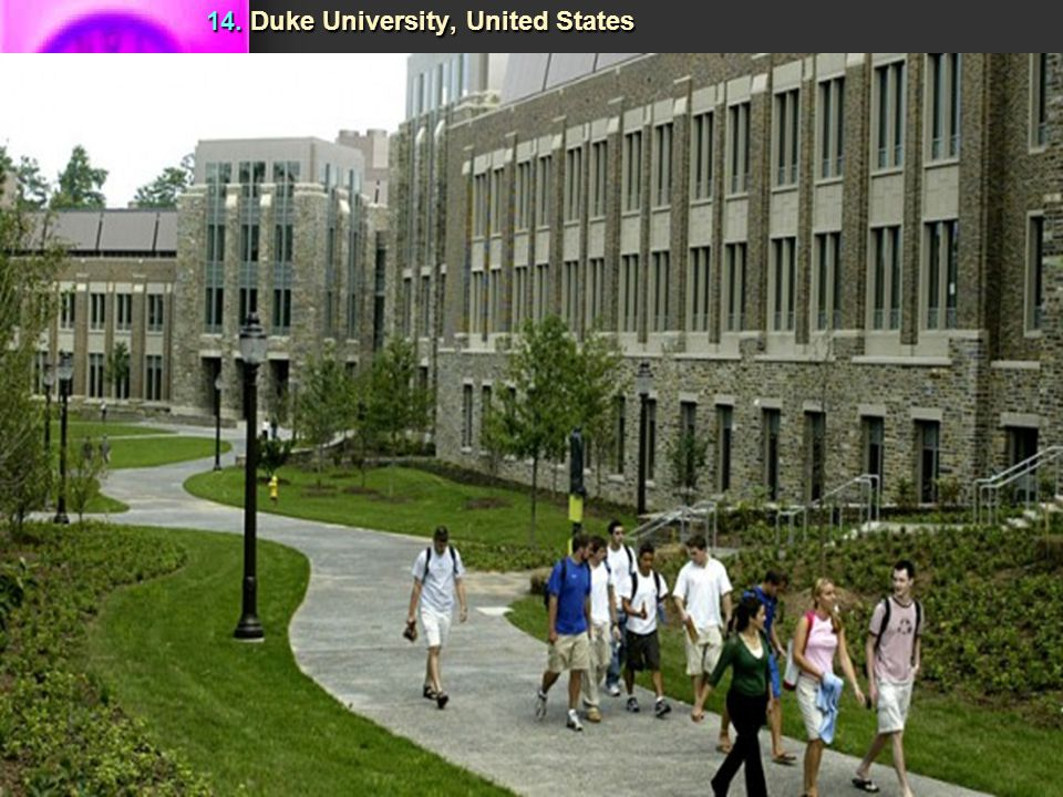 15. Cornell University, United States
