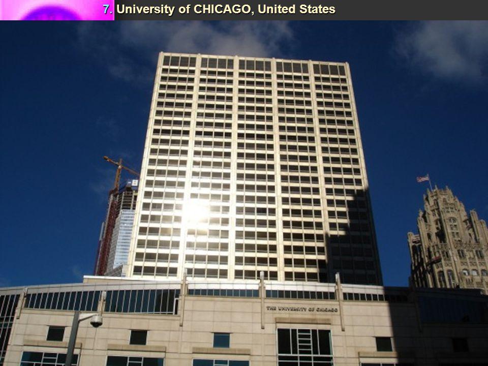 8. PRINCETON University, United States