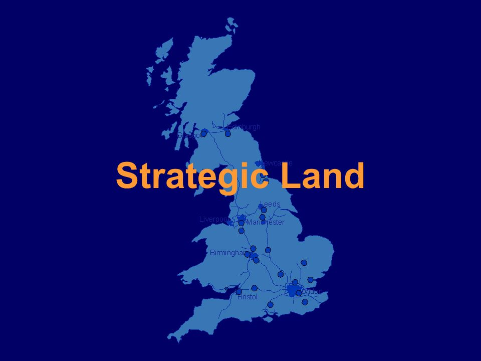 Strategic Land