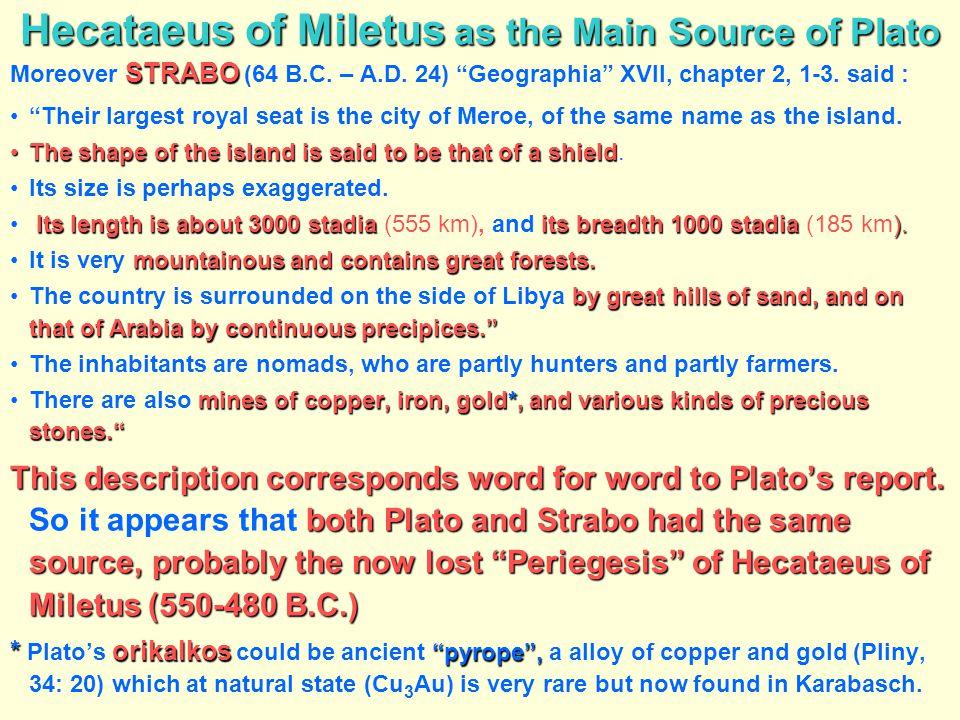 Chronology of Ancient Authors AuthorsLife time Solon 638 – 558 B.C.Solon in Egypt circa 560B.C.638 – 558 B.C.