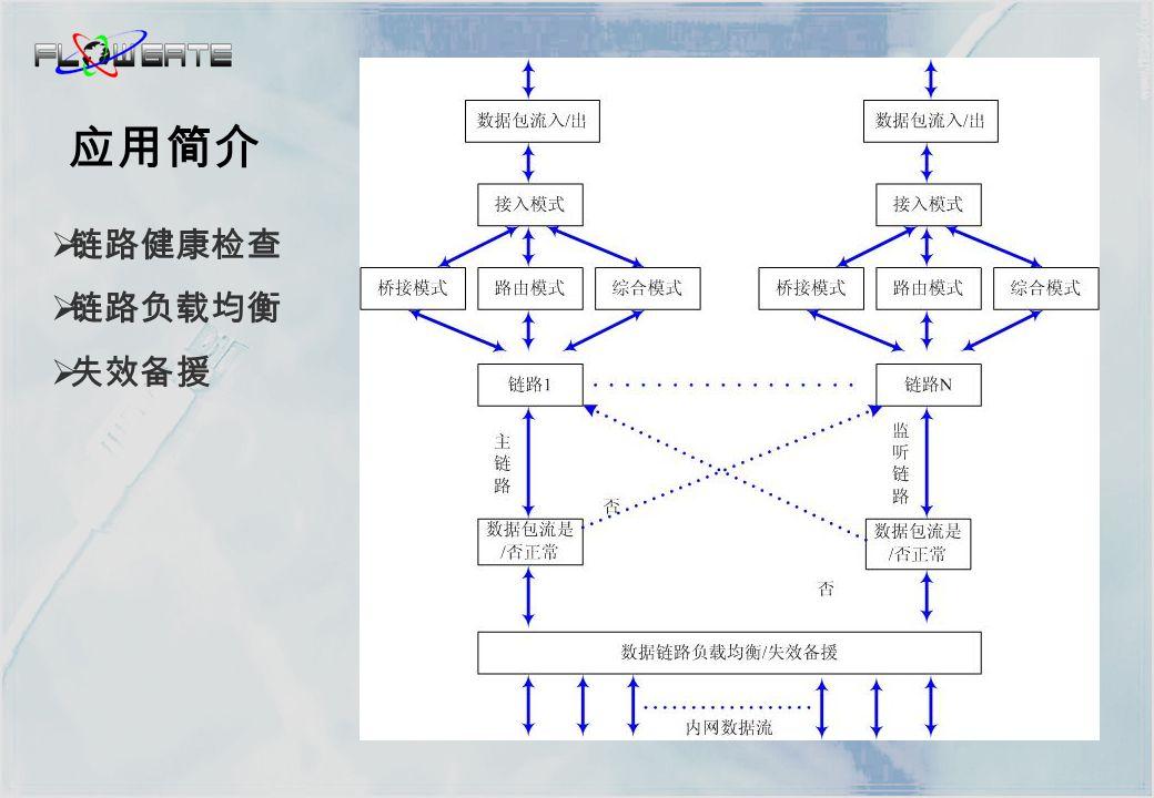 负载均衡应用简介  链路负载均衡( Multi-Homing )