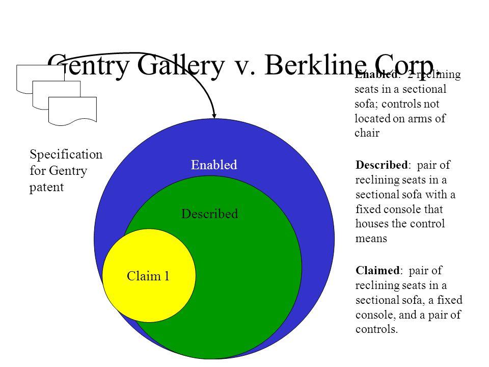 Gentry Gallery v. Berkline Corp.