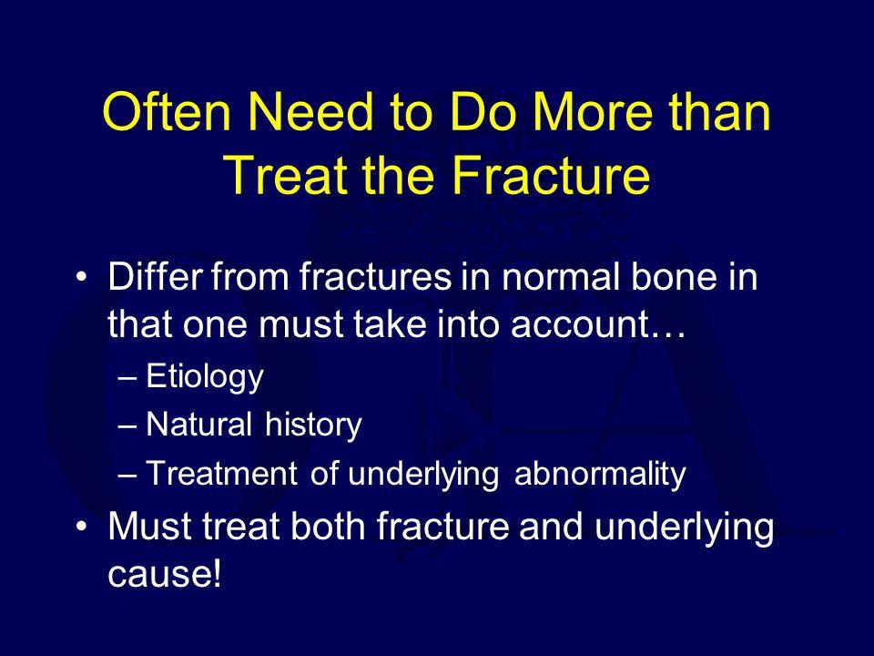 Benign bone lesion Malignant bone lesion Infection Metabolic bone disease Categorize/Make Diagnosis Skeletal dysplasia Neuropathic Osteopenia-disuse Overuse