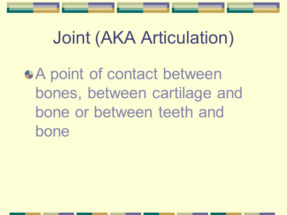 More Definitions Arthrology – The study of joints Kinesiology – study of the movement of the human body Rheumatology – the field of medicine devoted to joint diseases and related conditions