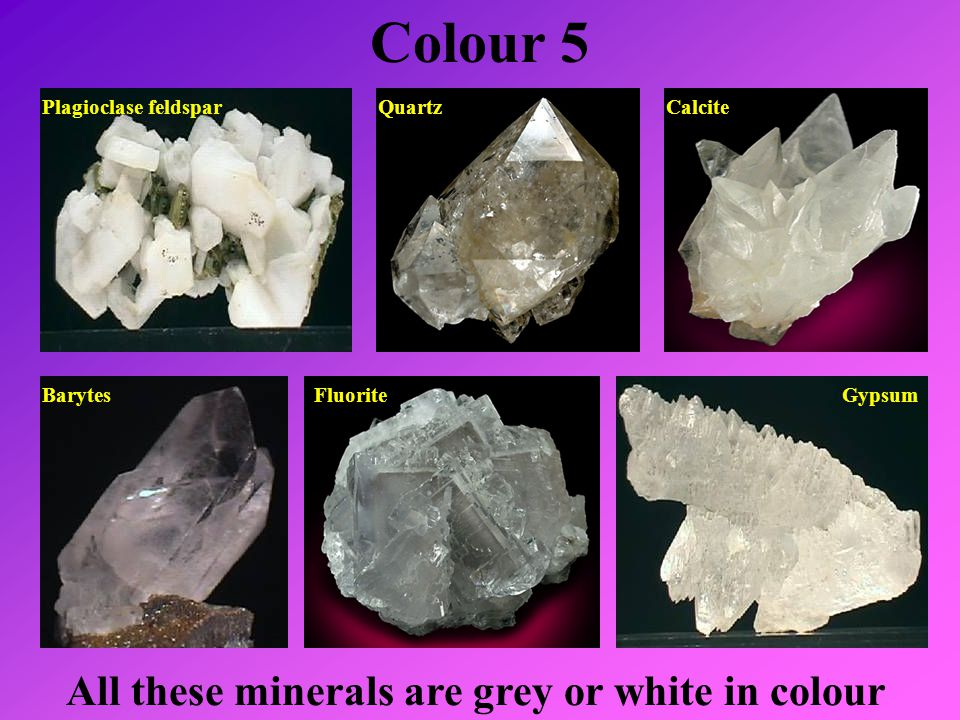 Moh's Scale of Hardness Everyday objects can be substituted for minerals on Moh's scale Steel nail 5.5-6.0 Fingernail 2.5 Copper coin 3.0 Window glass 5.0
