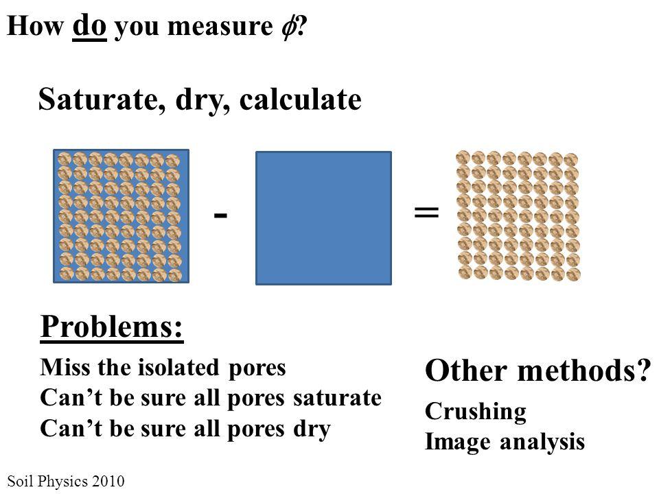 How do you measure  .