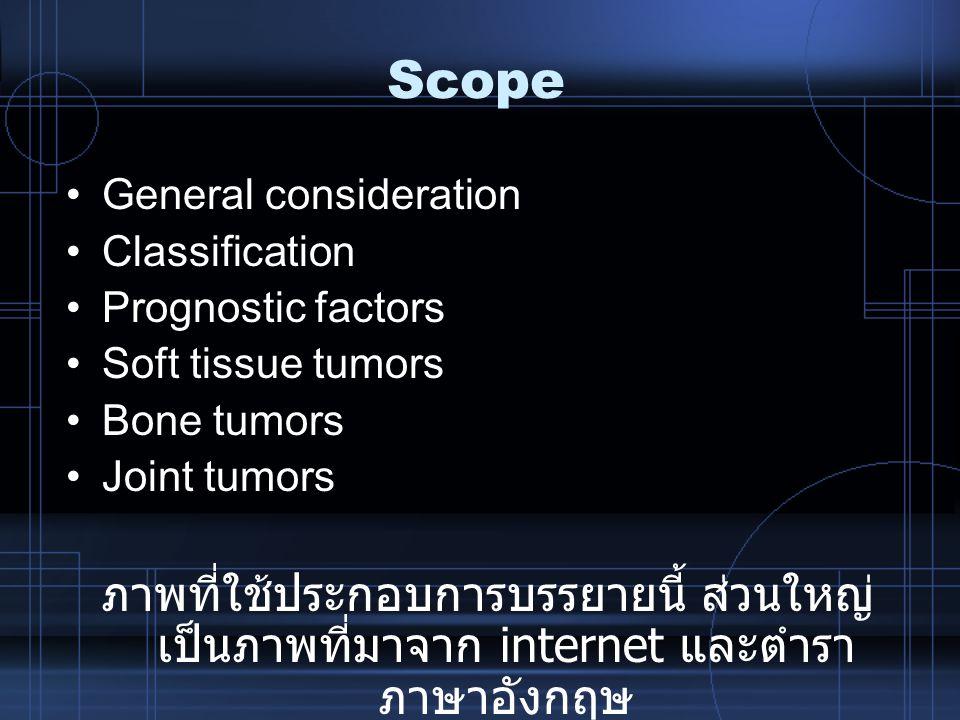 Tumor emboli