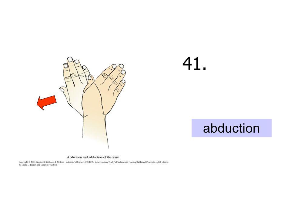 abduction 42.