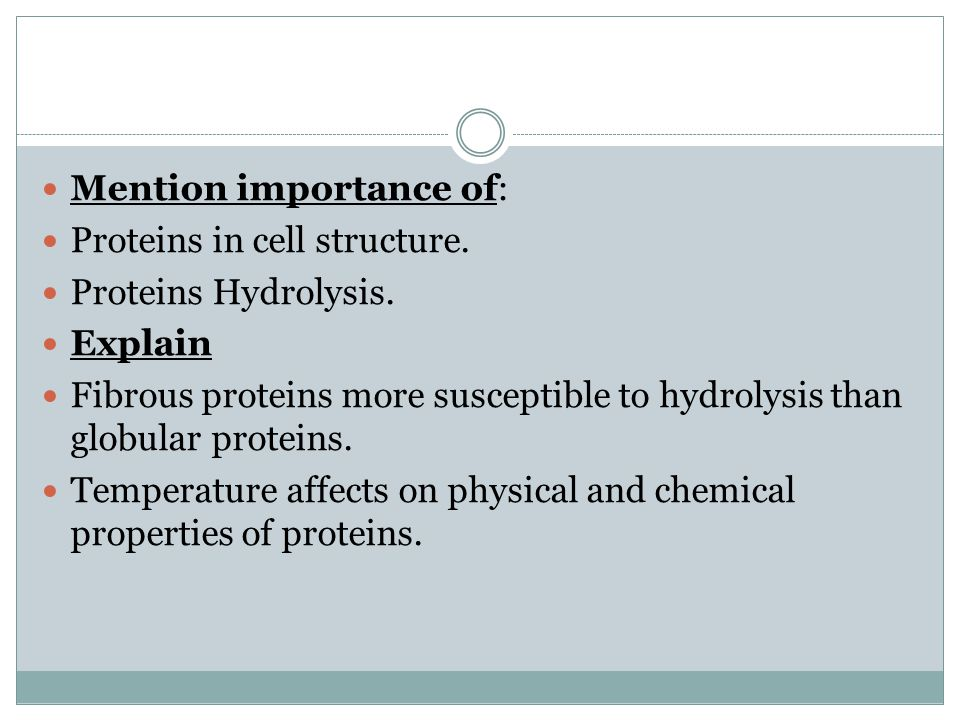 Mention importance of: Proteins in cell structure.