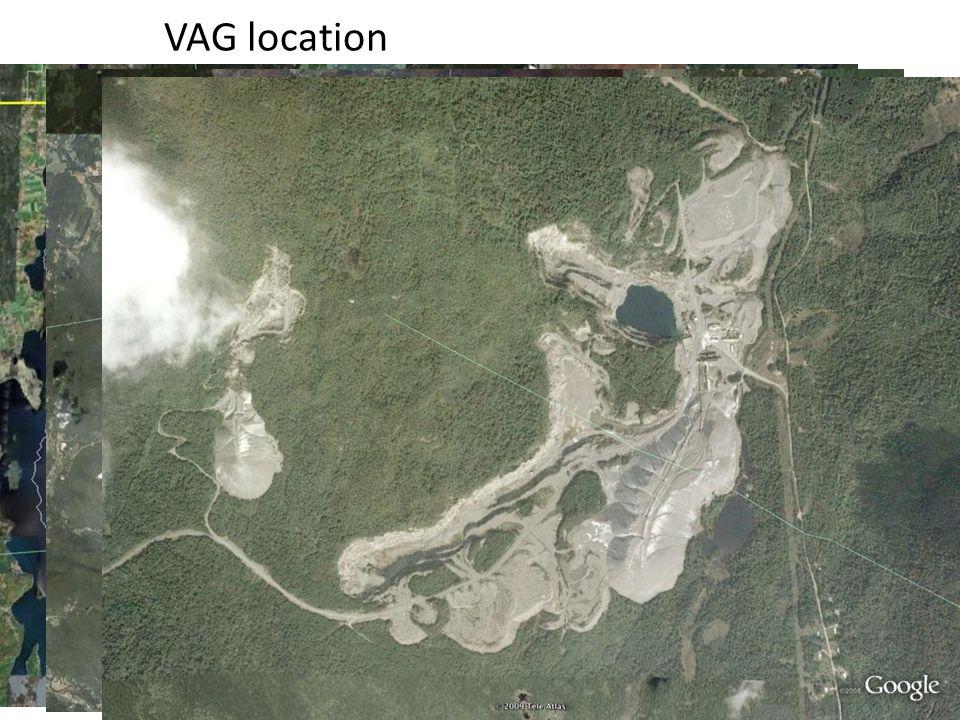 VAG location
