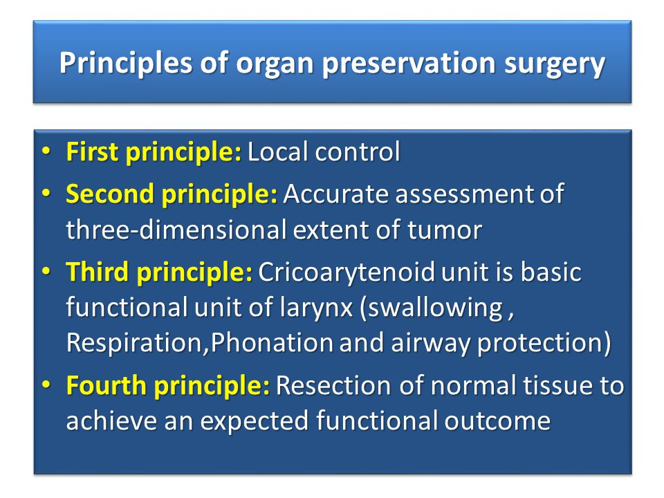 Classification by European laryngological society for supreglottic CA