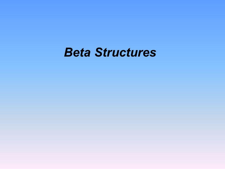 Beta Structures
