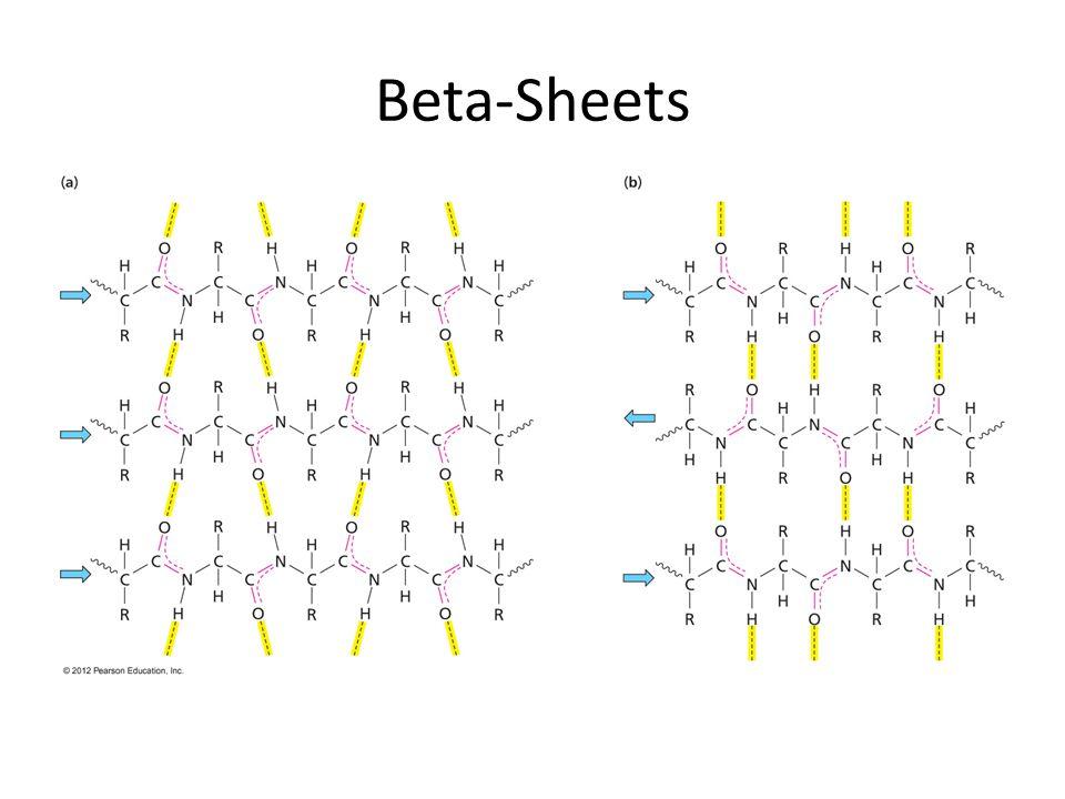 Beta-Sheets