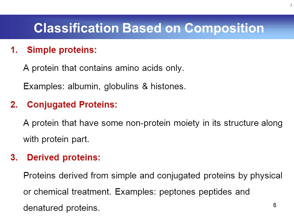 Kulsoom 1.Simple proteins: A protein that contains amino acids only.