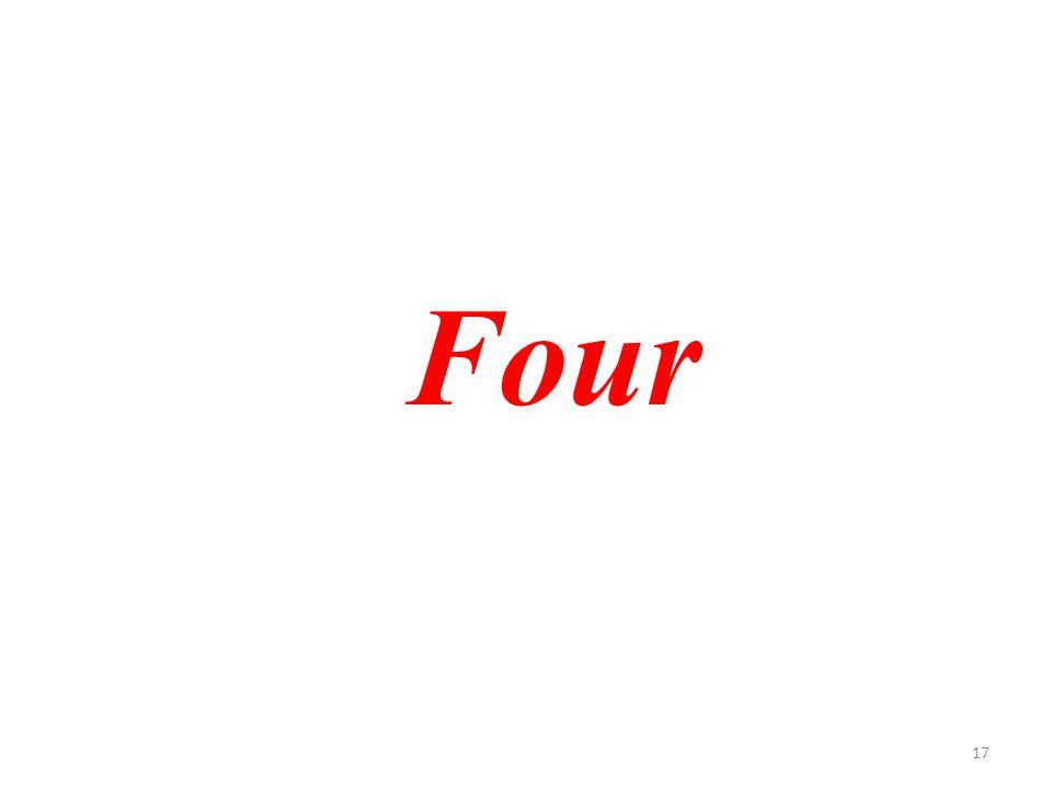 17 Four