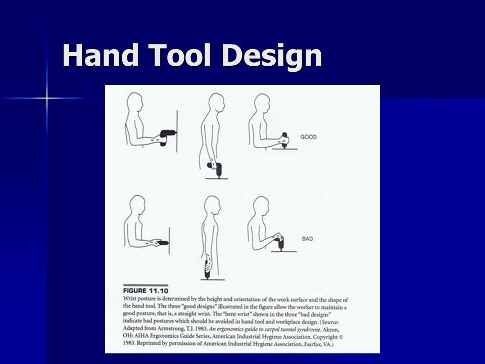 Hand Tool Design