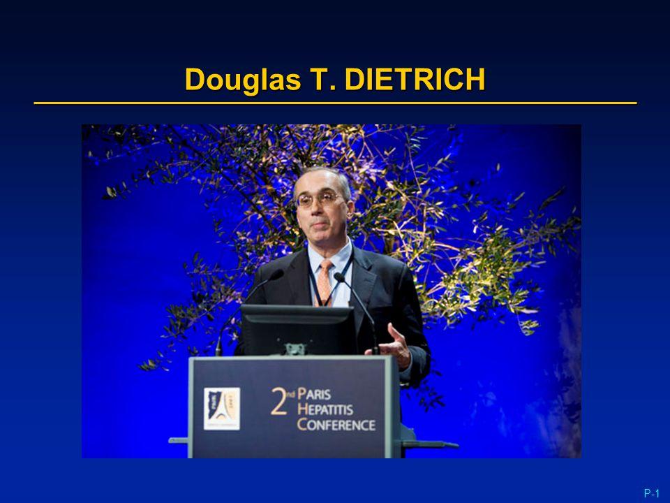P-1 Douglas T. DIETRICH