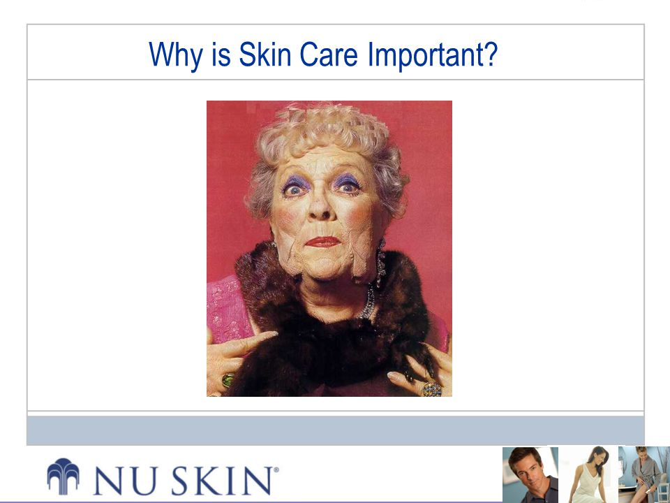 Why is Skin Care Important?