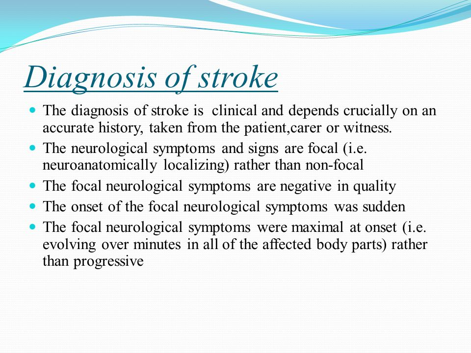 symptomatic carotid stenosis A symptomatic carotid stenosis of 70 to 99 percent is a proven indication for CEA The surgical risk should not exceed 6 % The greatest benefit from CEA is likely to be achieved if surgery takes place within two weeks of a nondisabling stroke or TIA.