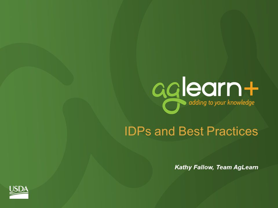 52 Summary IDP is a Trusted Source document – only supervisors and subordinates can make changes Get the IDP out of Draft status early so that goals can be identified and progress tracked Remember the tennis ball approach, only change the plan with the ball is in your court
