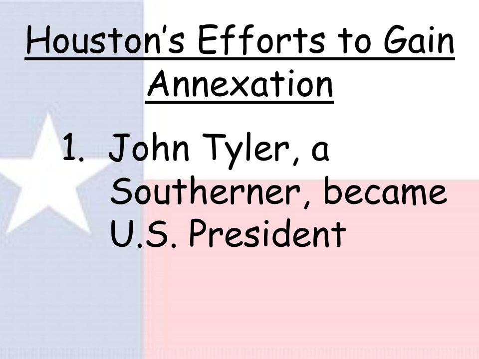 Regulator-Moderator War 1. fighting in East Texas between settlers with differing views 2.