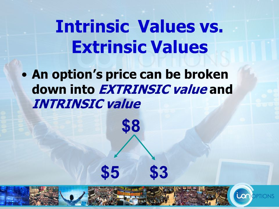 Intrinsic Values vs.