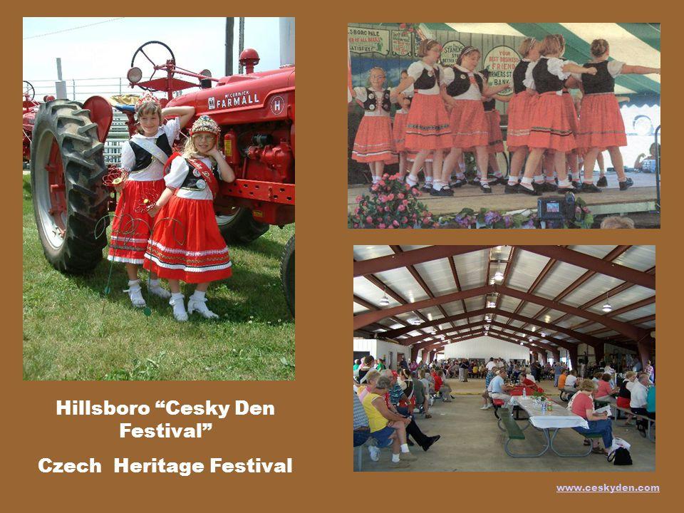 Hillsboro Cesky Den Festival Czech Heritage Festival www.ceskyden.com
