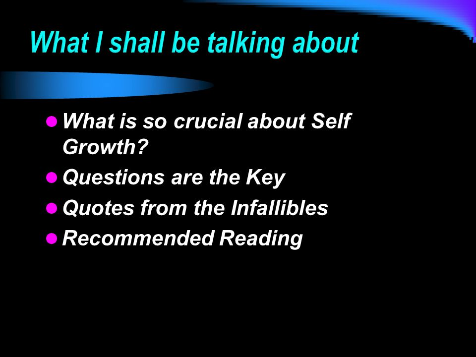 Self Building by Ayatollah Ibrahim Amini Light Within Me by Allamah Mutahhari, Tabataba'i & Imam Khomeini Bagaimana Membangun Keperibadian Anda by Khalil Al-Musawi The 7 Habits of Highly Effective People by Stephen R Covey The 8 th Habit by Stephen R Covey Good to Great by Jim Collins