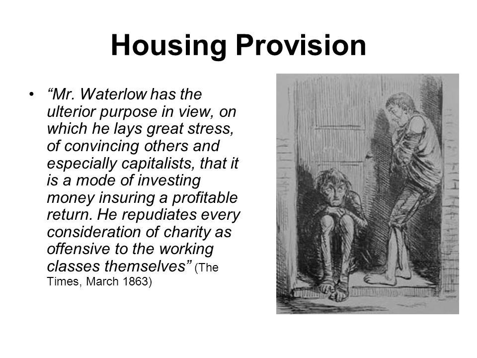 Housing Provision Mr.