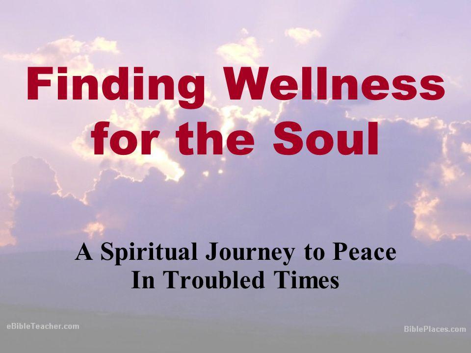 It is well (it is well) With my soul (with my soul) It is well With my soul!