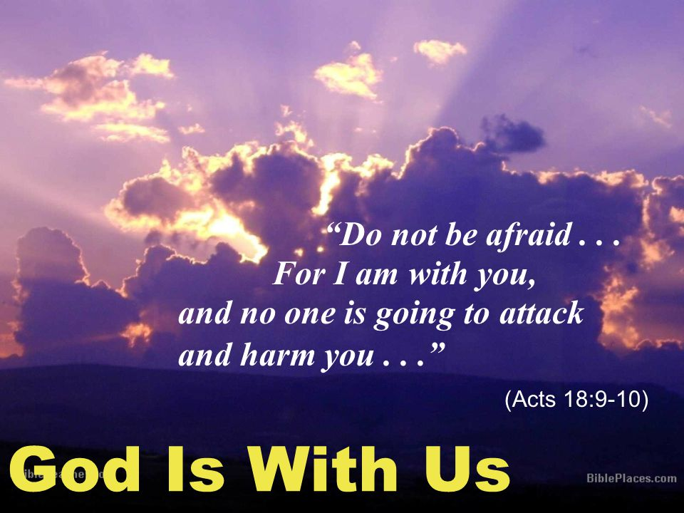 It Is Well With My Soul! Do you have peace even in troubled times?