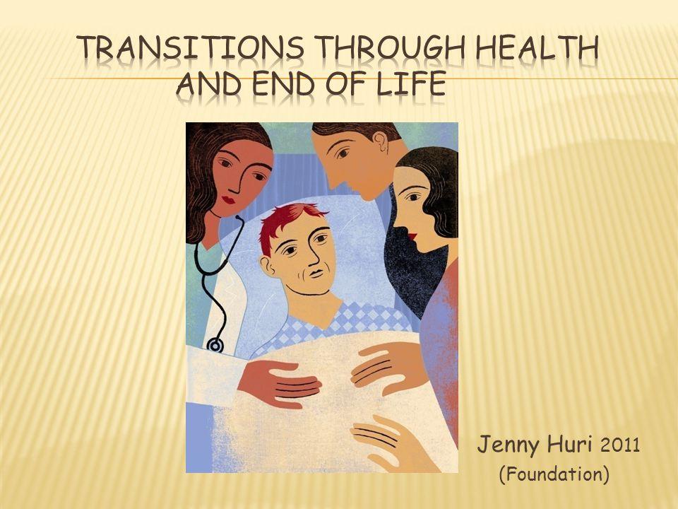 Jenny Huri 2011 (Foundation)