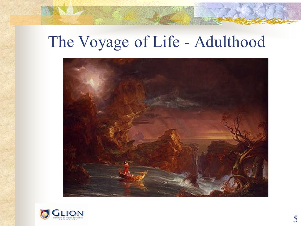 5 The Voyage of Life - Adulthood