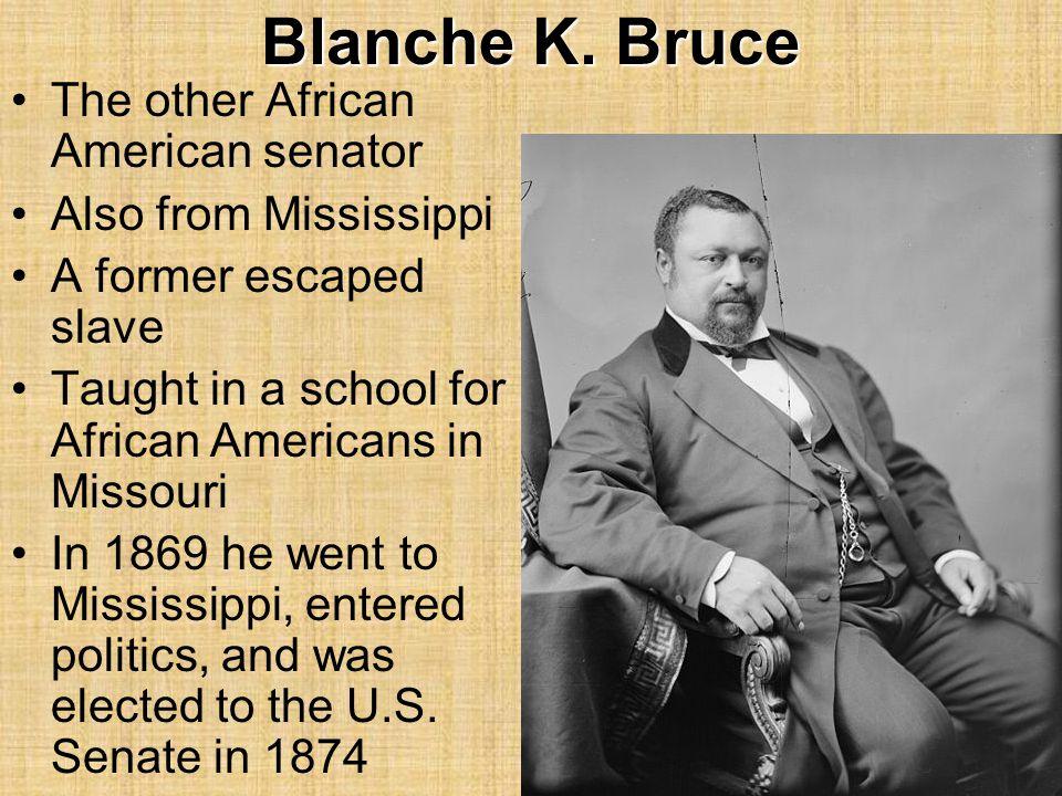 Blanche K.