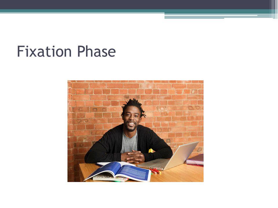 Fixation Phase