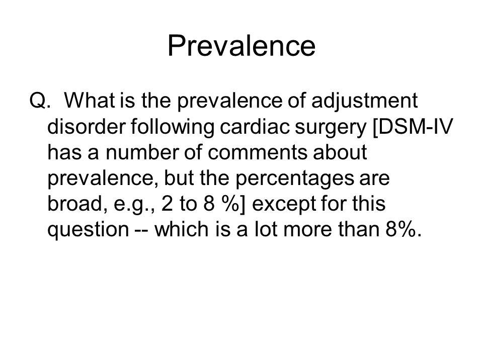 Prevalence Q.