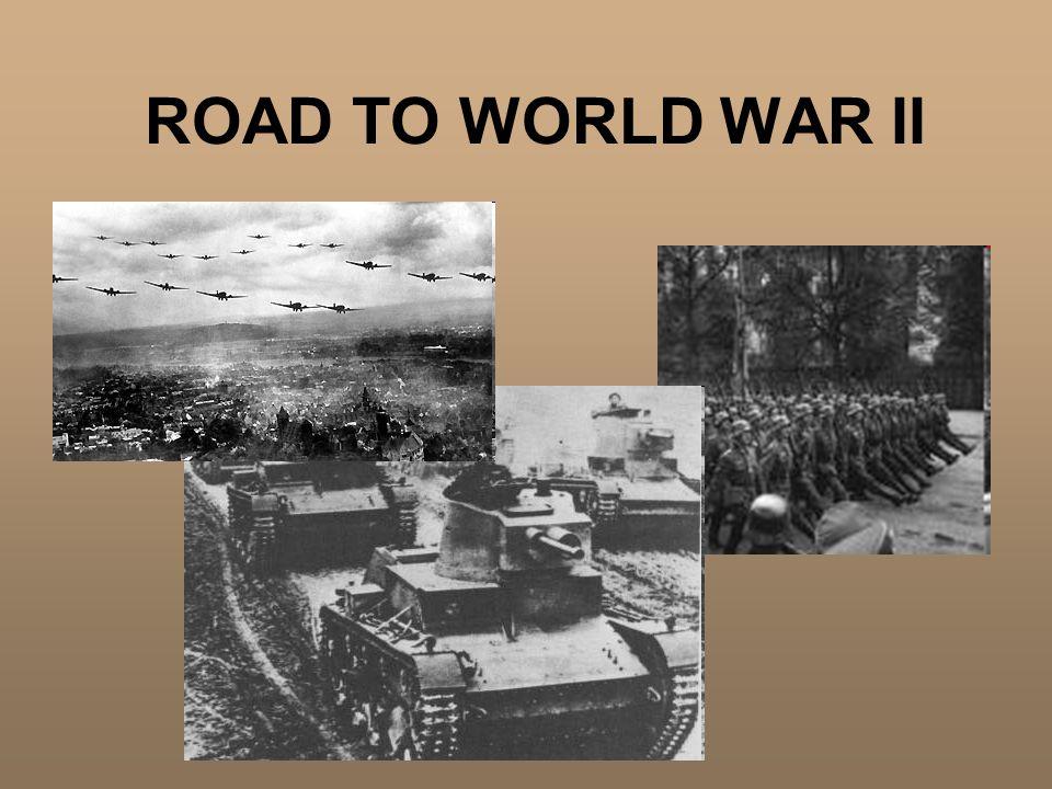 THE RISE OF FASCISM IN EUROPE – SPANISH CIVIL WAR E.