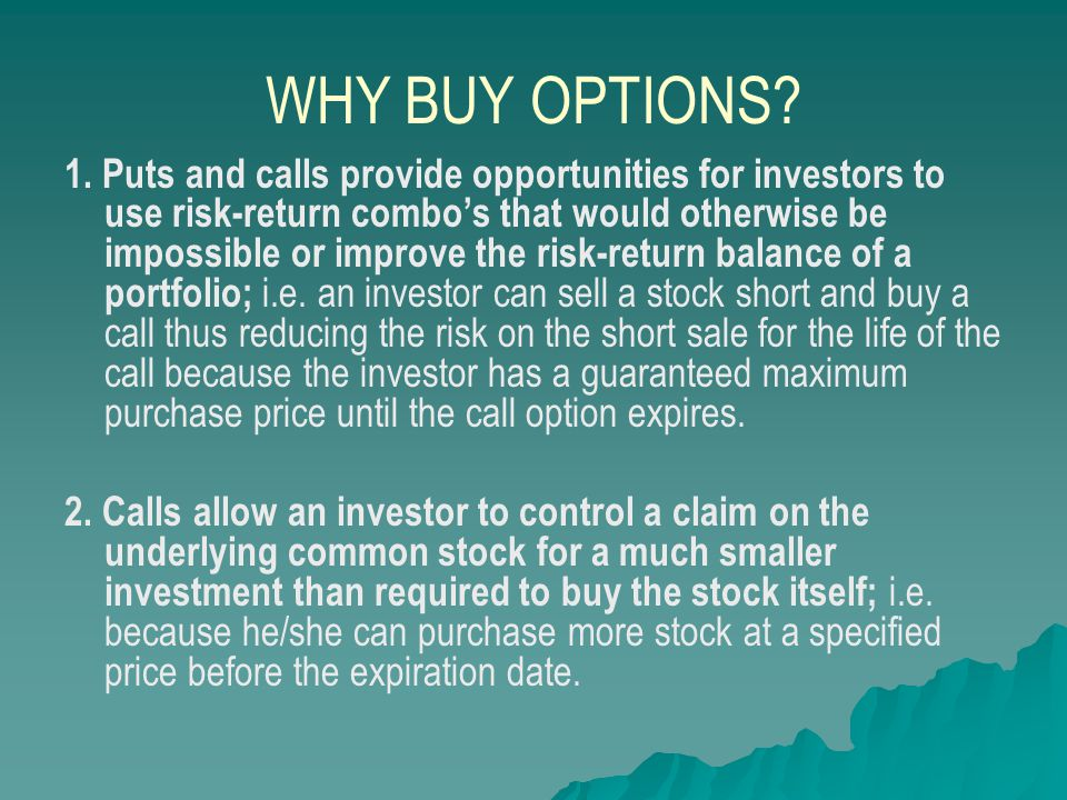 WHY BUY OPTIONS.3.